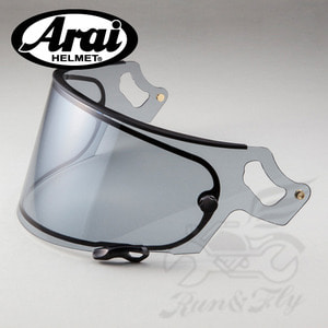 [아라이] ARAI 헬멧 쉴드 VAS-V 더블렌즈 세미스모크 DOUBLE LENS SEMI SMOKE SHIELD (RX-7X, ASTRAL-X, VECTOR-X)