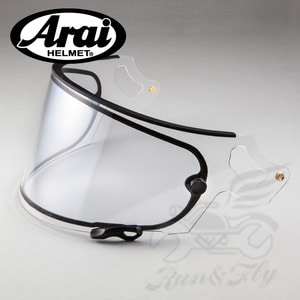 [아라이] ARAI 헬멧 쉴드 VAS-V 더블렌즈 클리어 DOUBLE LENS CLEAR SHIELD (RX-7X, ASTRAL-X, VECTOR-X)