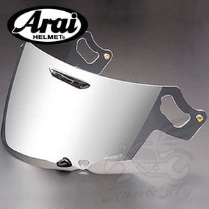[아라이] ARAI 헬멧 쉴드 VAS 세미 실버 쉴드 SEMI SILVER SHIELD (RX-7X, ASTRAL-X, VECTOR-X)