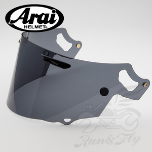 [아라이] ARAI 헬멧 쉴드 VAS-V 티어오프 스모크 TEAR OFF SMOKE SHIELD (RX-7X, ASTRAL-X, VECTOR-X)