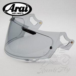 [아라이] ARAI 헬멧 쉴드 VAS-V 세미스모크 쉴드 SEMI SMOKE SHIELD (RX-7X, ASTRAL-X, VECTOR-X)