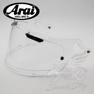 [아라이] ARAI 헬멧 쉴드 VAS-V 클리어 CLEAR SHIELD (RX-7X, ASTRAL-X, VECTOR-X)