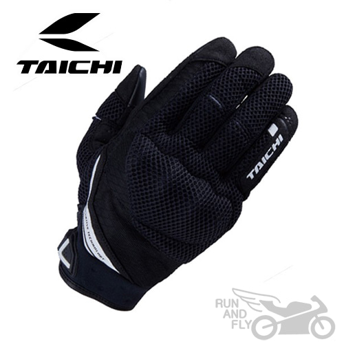 [RS TAICHI] RS 타이치 RST447 러버 너클 메쉬 장갑 RUBBER KNUCKLE MESH GLOVE